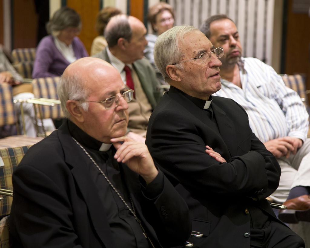 Pastores de la Iglesia pensando en el futuro