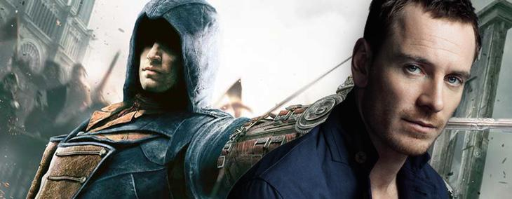 'Assassin's Creed' con Fassbender