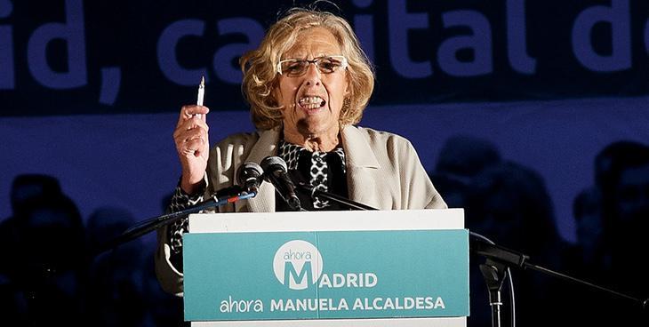 ¿Qué ha hecho Carmena por la limpieza de Madrid en estos meses?