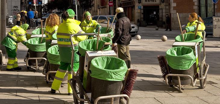 ¿Volverá el servicio de limpieza a ser responsabilidad del Ayuntamiento?