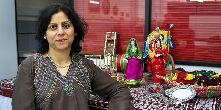 Huma Jashed dice que BComú la echó por racismo