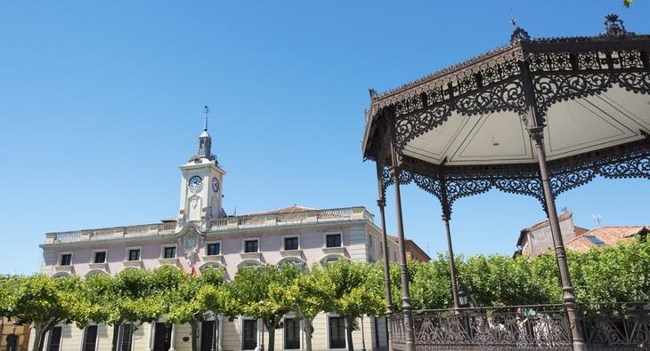 El Ayuntamiento de Alcalá de Henares