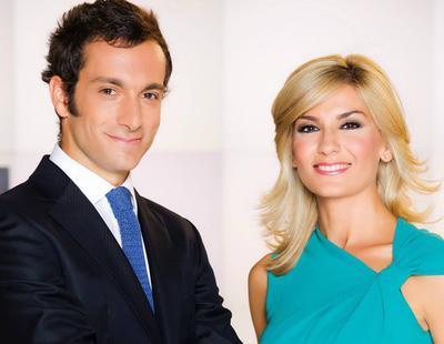 La red 'da pero bien' a los informativos de Antena 3 por la pillada de Sandra Golpe y Álvaro Zancajo