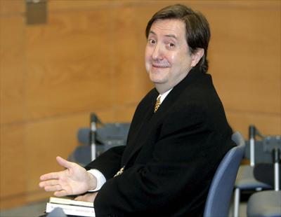 Jiménez Losantos carga contra Podemos: 'si llevo la escopeta, disparo'