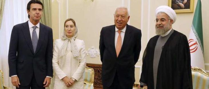 Podemos y sus negocios con el gobierno iraní