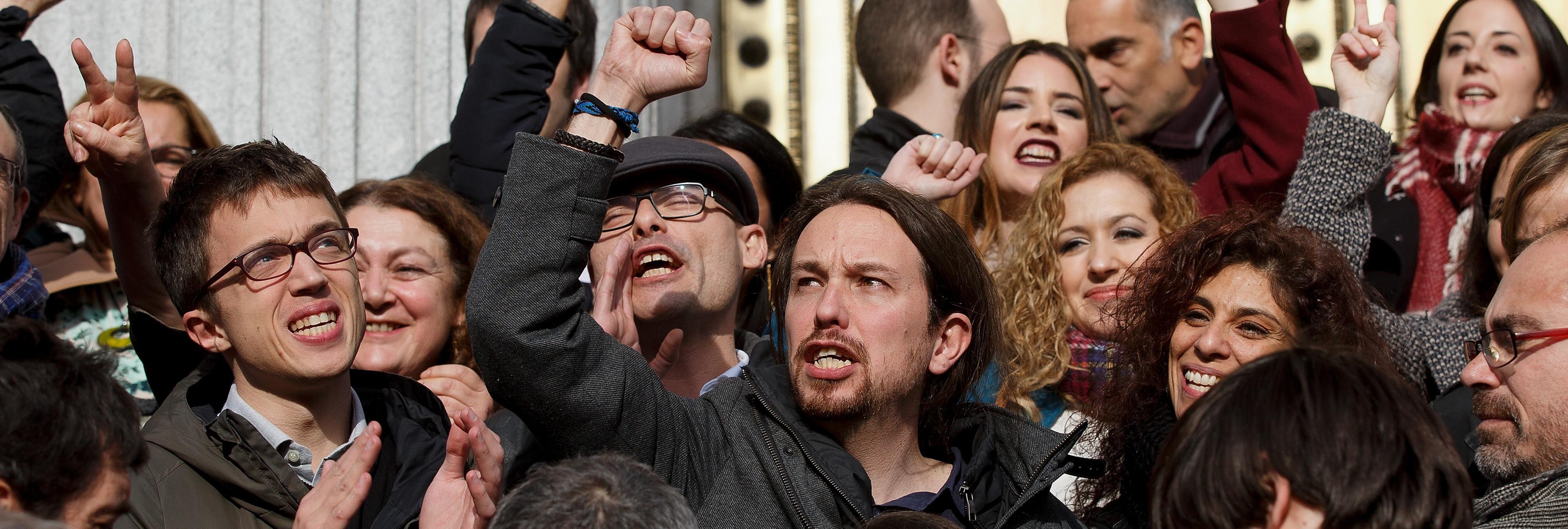 Venezuela, Irán, ETA: la relación de Podemos con 'los agentes del mal'