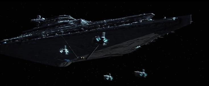 Varias naves se aproximan