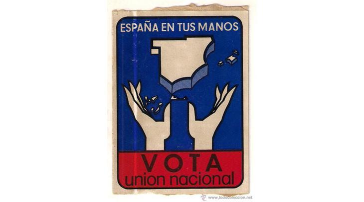 Unión Nacional, la coalición de Falange Española en 1979
