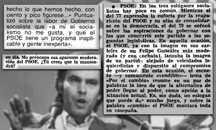 El PSOE de González, el Podemos de los ochenta (ABC)