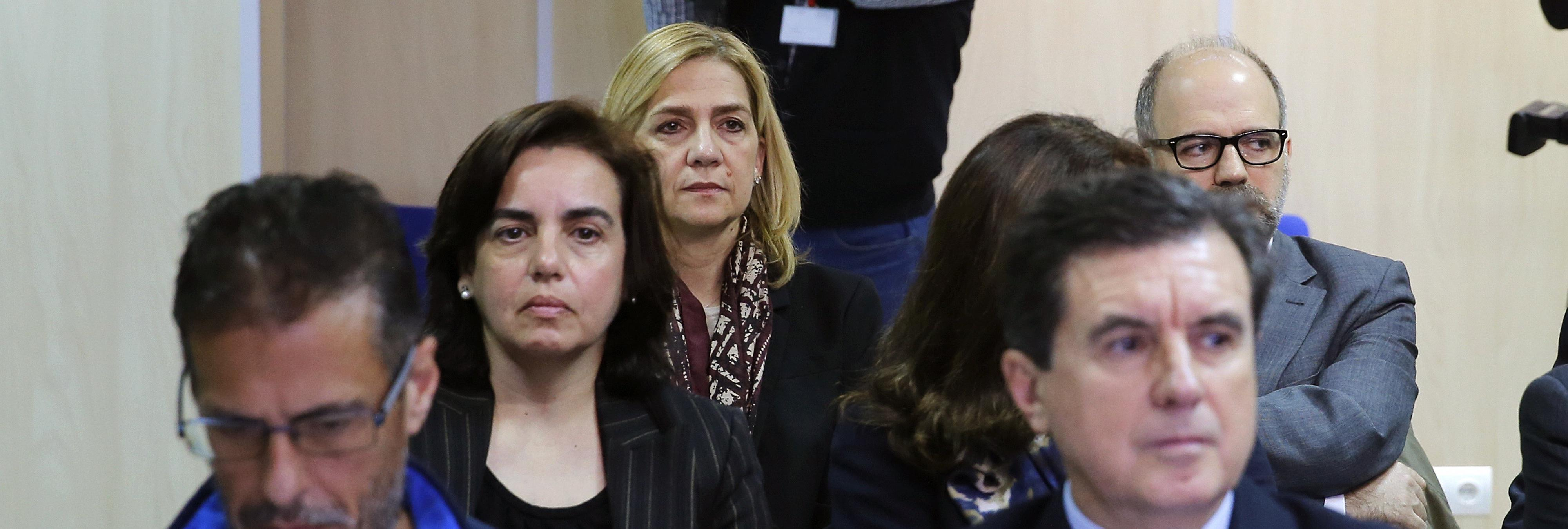 A la Infanta Cristina no se le aplicará la doctrina Botín: ¿de qué se le acusa exactamente?
