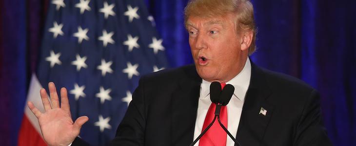 Donald Trump podría ser... un presidente Trump, que no es poco
