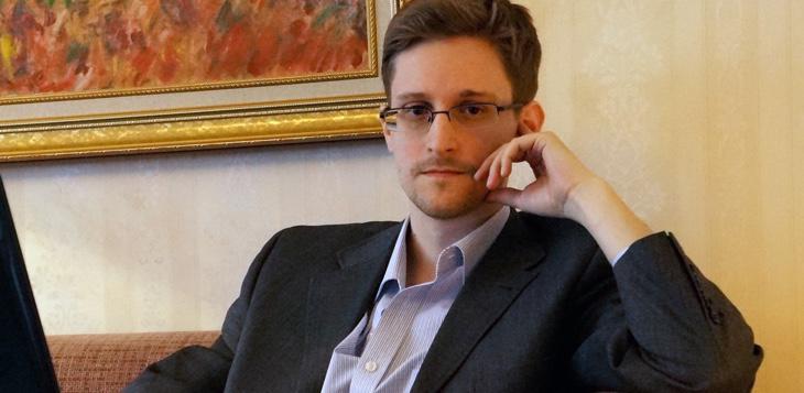 Edward Snowden, uno de los grandes favoritos para el Nobel de la Paz 2016