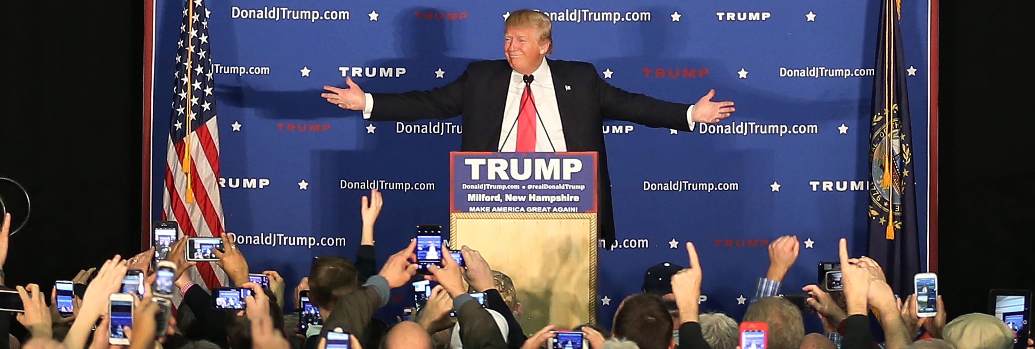 Donald Trump, nominado a Nobel de la Paz tras Stalin y Putin