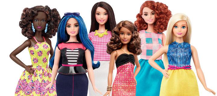 Las nuevas Barbies