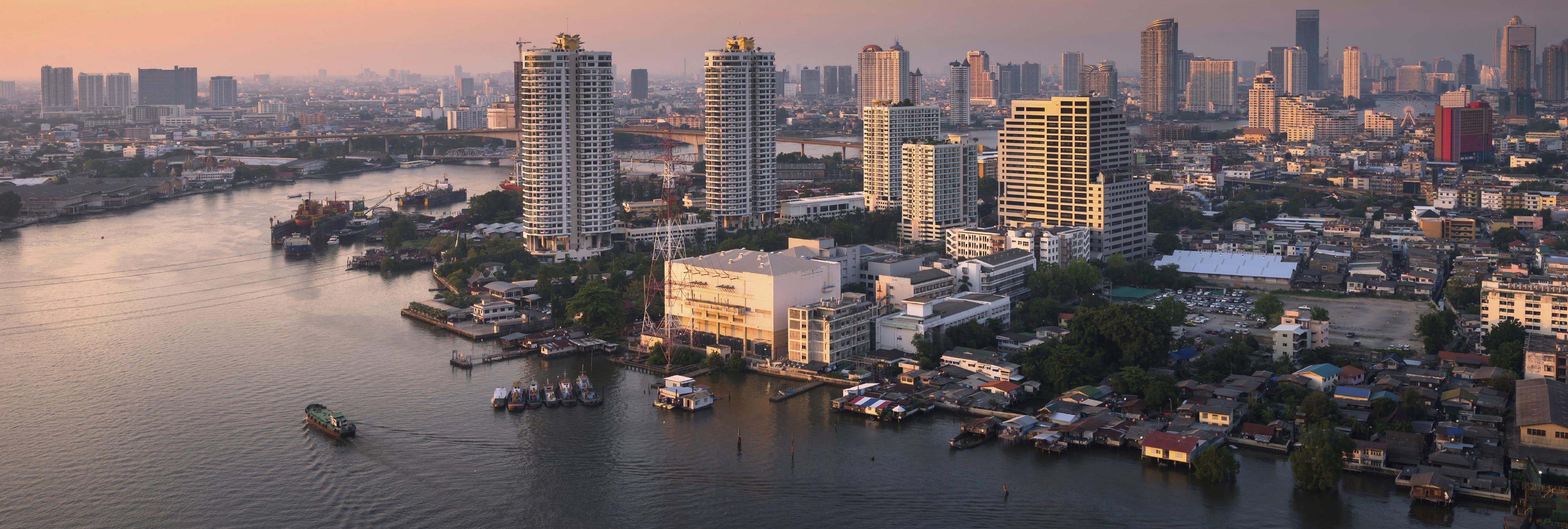Encuentran a un español descuartizado en Bangkok