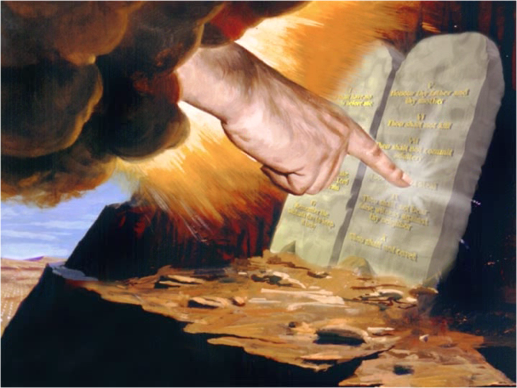Y dijo Dios, este de aquí enseñádselo mal a los niños a propósito