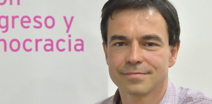 Andrés Herzog, resentido con la dirección de UPyD