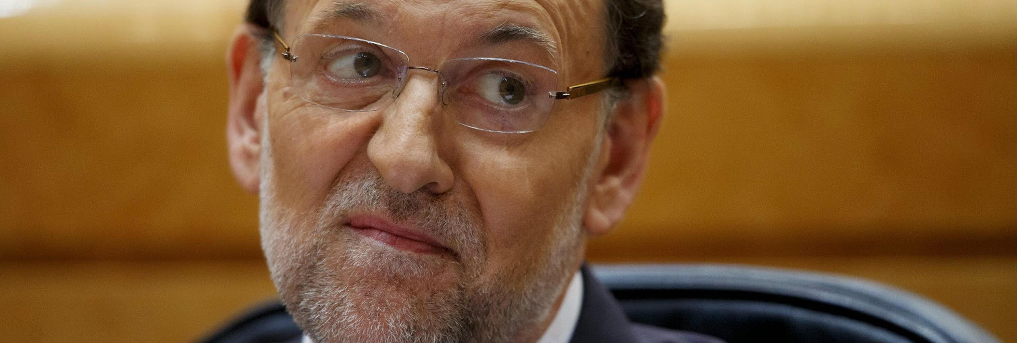 Tensión de Mariano Rajoy con el Rey y con su propio partido