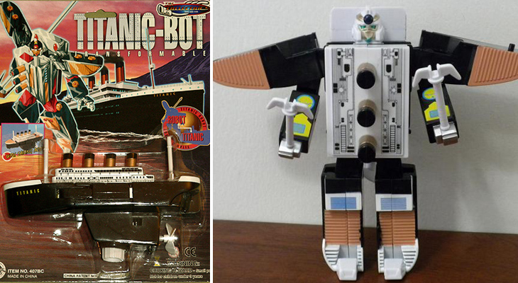 El 'Titanic Bot' llega para luchar contra el mal