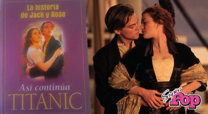 'Así continúa Titanic', el best-seller de los noventa