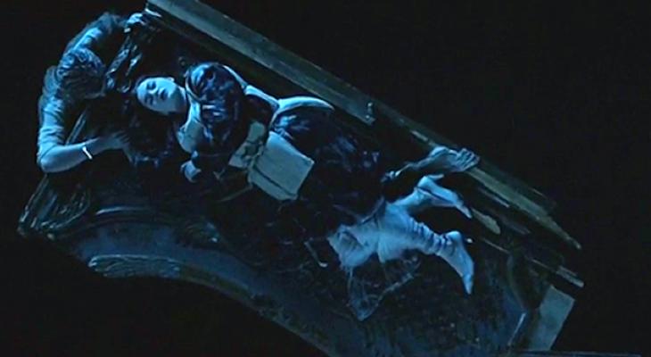 La secuencia más polémica de 'Titanic'