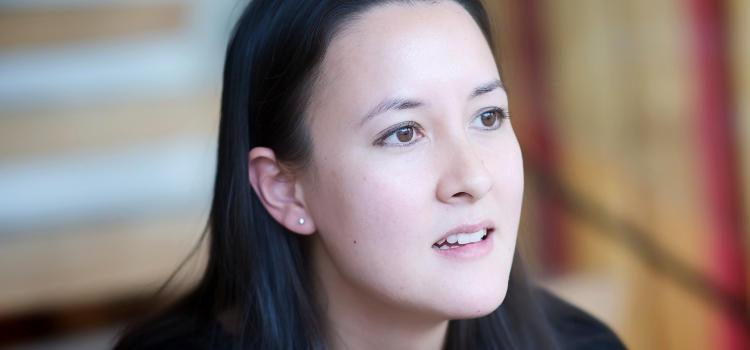 Sarah Howe, ganando premios por su cara bonita desde 2015