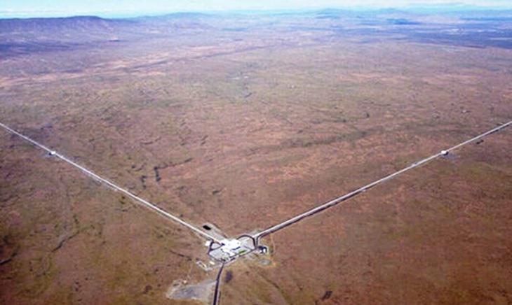 Una de las dos sedes de aLIGO