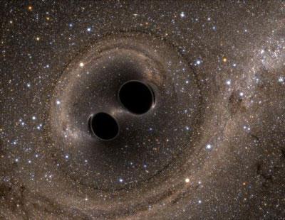 El descubrimiento de las ondas gravitacionales y los agujeros negros colisionando, explicado