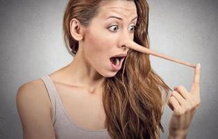¿Cuáles son las mentiras más comunes de hombres y mujeres?