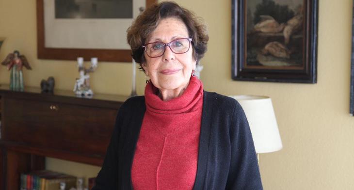 Paloma Navarrete, bruja