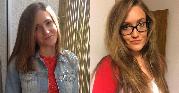 Su pelo antes y después de dejar de utilizar champús