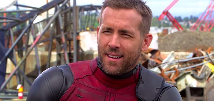 Ryan Reynolds se mete en la piel de Deadpool