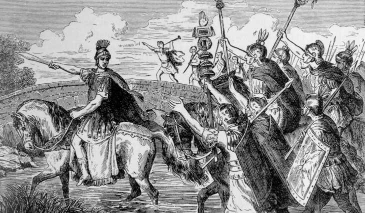 Un emperador romano habría prohibido los matrimonios entre jóvenes