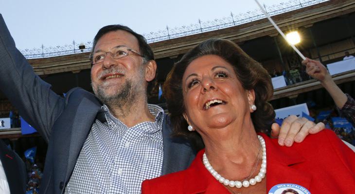 El inmovilismo de Rajoy y la corrupción, azotes del PP