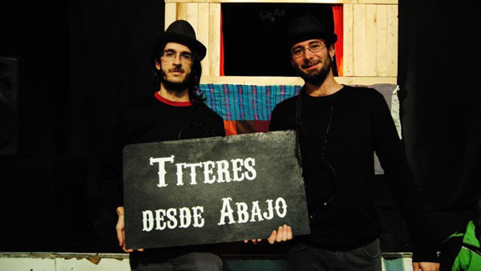 Los titiriteros encarcelados