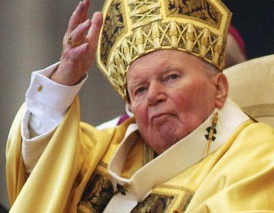 Unas cartas de Juan Pablo II podrían revelar una relación con una filósofa casada