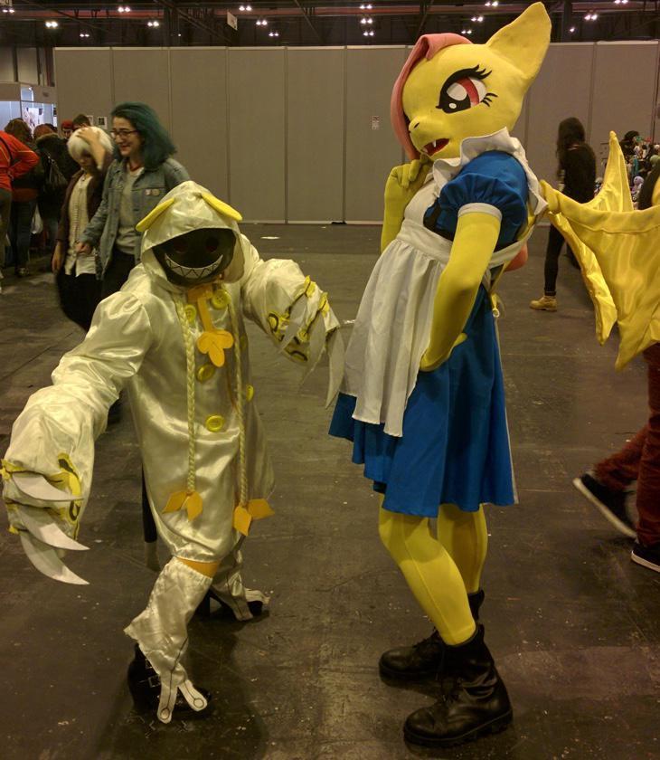 Elaborados cosplays
