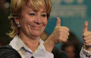 9 motivos por los que Esperanza Aguirre no debe desaparecer nunca de la política