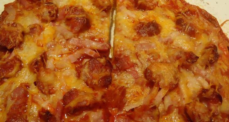 La tortipizza (Foto: Gallina Blanca)