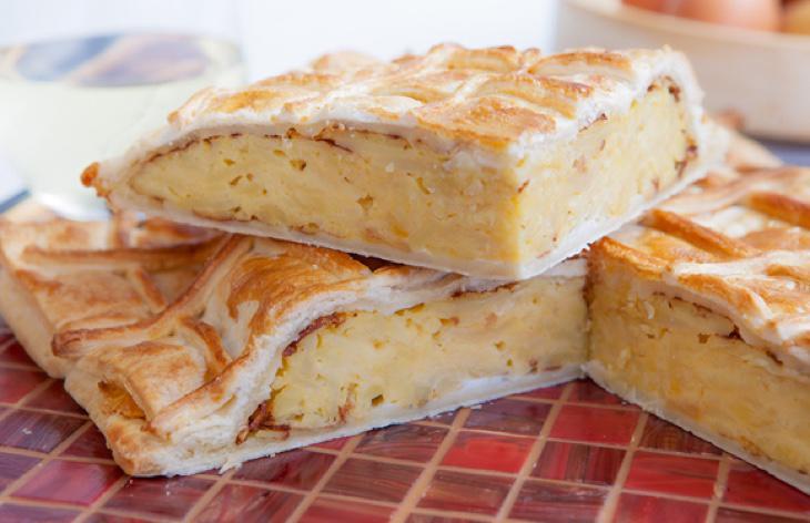 Empanada de tortilla (Foto: La cocina de Alimerka)