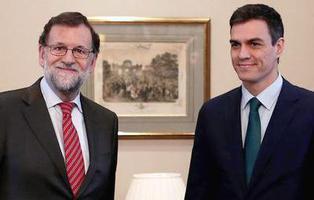 ¿Ha ofrecido Rajoy la vicepresidencia a Pedro Sánchez?
