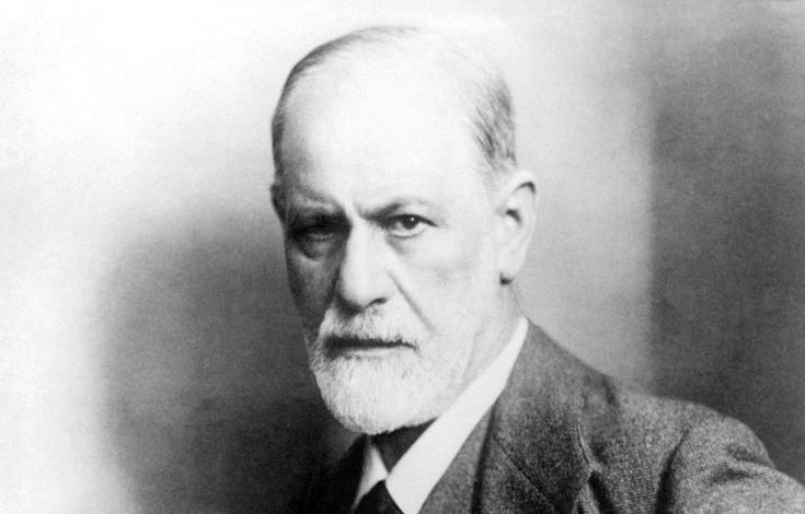 Si habéis visto una foto de Freud, es esta