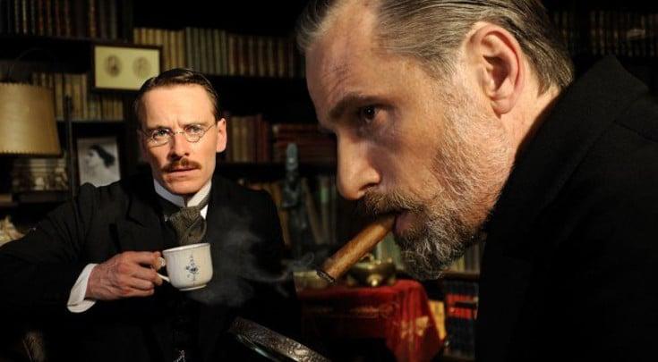Freud y Jung a los ojos de Cronenberg
