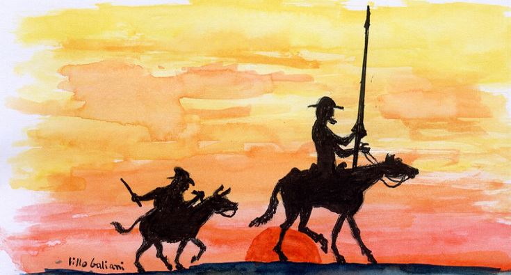 Aprender castellano para leer El Quijote