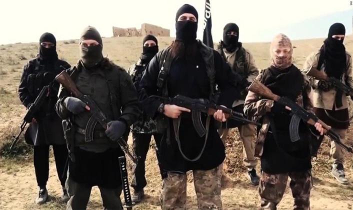 El Estado Islámico está armado y es extremadamente peligroso