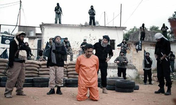 El asesinato en vídeo es una práctica común para el Estado Islámico