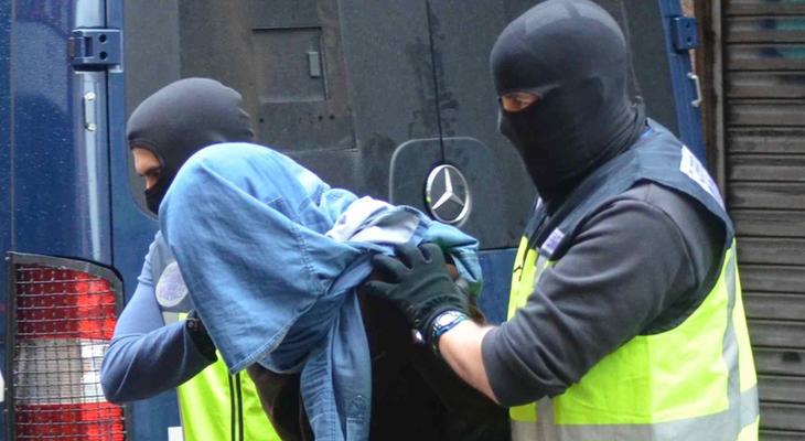 La Policía detiene a cooperantes de Daesh en España