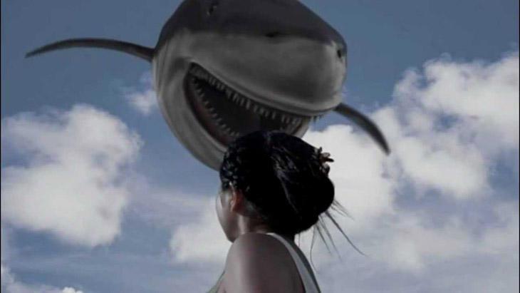 Los tiburones de las películas de sobremesa parecerán cualquier animal, salvo tiburones
