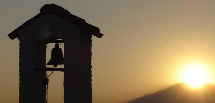 Las campanas, el despertador rural menos apetecible