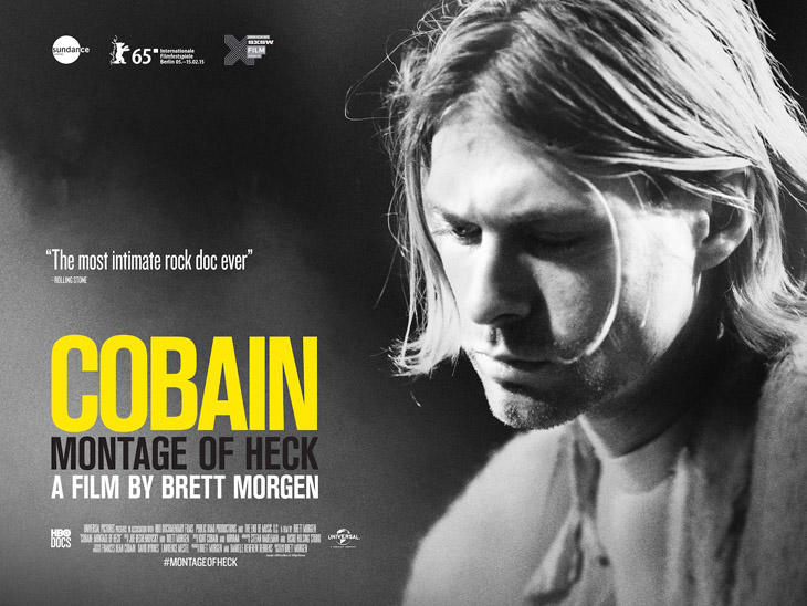 La banda sonora del documental 'Montage of Heck'